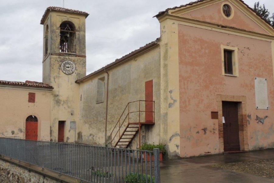 2015  001 – Valutazione di sicurezza su edificio storico – Montepetra