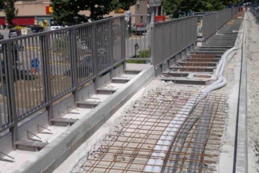 2011 001 – Intervento strutturale su ponte storico – Comune di Pesaro
