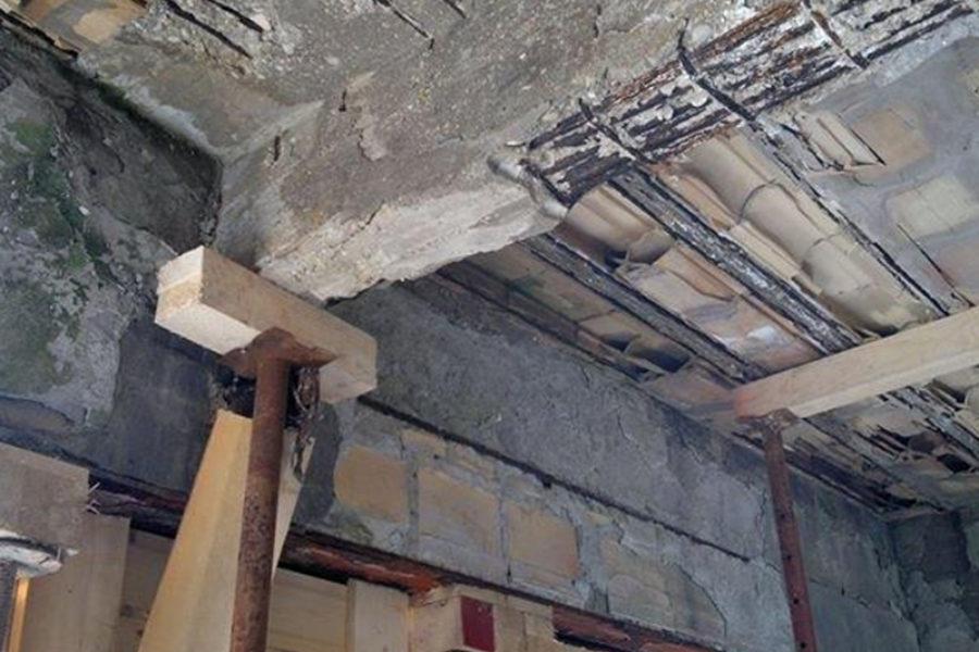 2012 003 – Intervento strutturale per messa in sicurezza – Comune di Porto San Giorgio