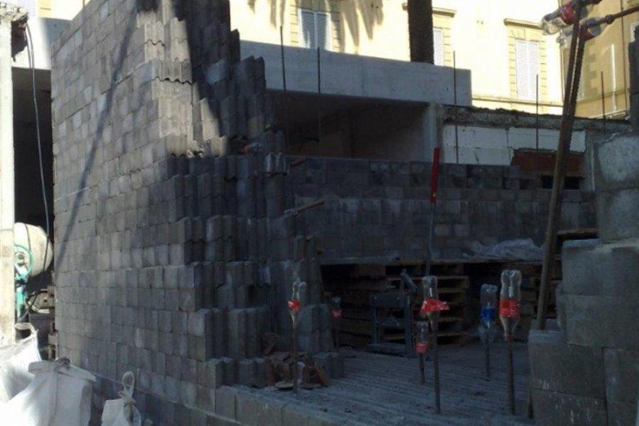 2010 001 – Realizzazione bunker schermante per Usl – Massa Carrara