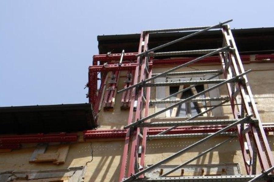 2012 002 – Valutazione di sicurezza e progettazione strutturale – L'Aquila