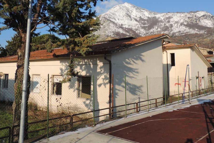 2017 002 – Valutazione di sicurezza della scuola di Cirignano – Comune di Montesarchio