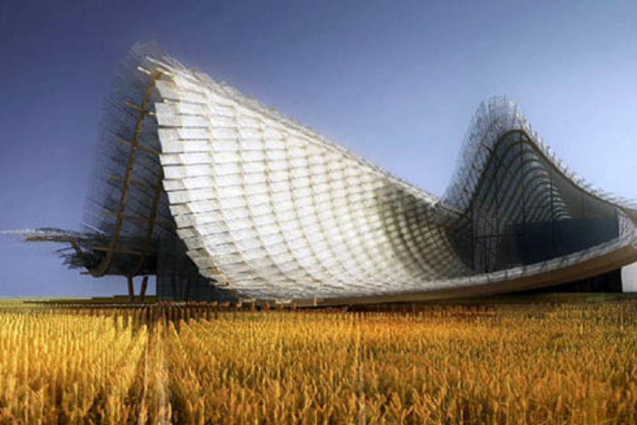 2014 001 – Preliminary Design Assessment For China Pavilion (Expo2015)