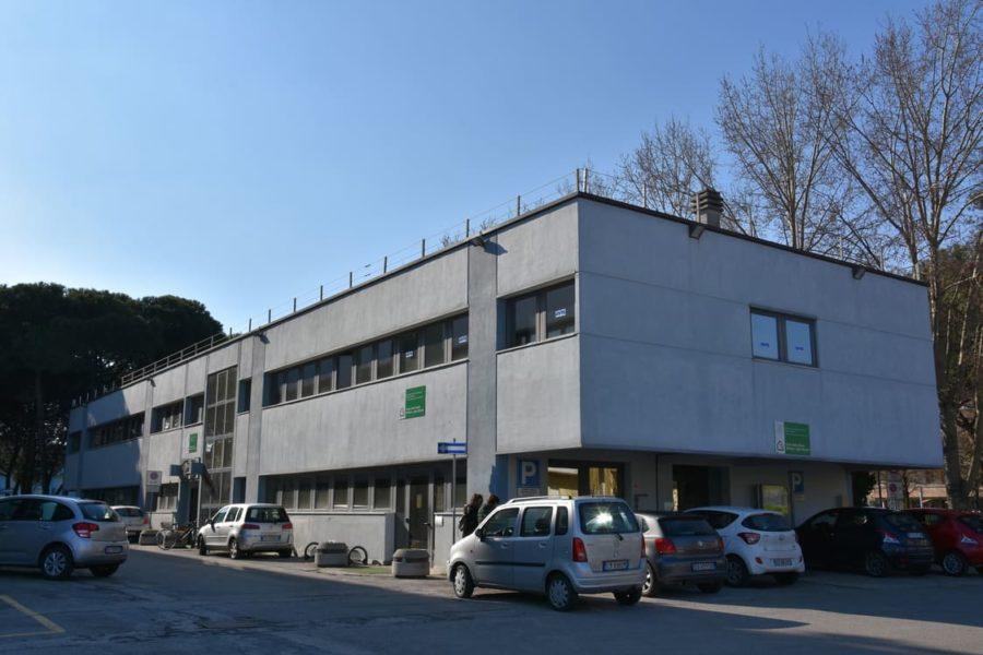 2018  009 – AUSL Romagna – Verifica di sicurezza e proposte d'intervento sul presidio ospedaliero di Bellaria (RN)
