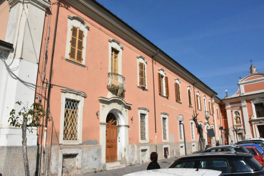 2018 012 – AUSL Romagna – Verifica di sicurezza e proposte d'intervento sul presidio ospedaliero di Savignano (FC)