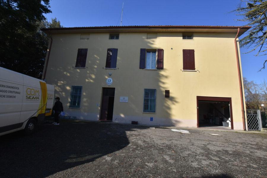 2019 005 – Valutazione della sicurezza della caserma dei Carabinieri –  Comune di San Pietro in Casale