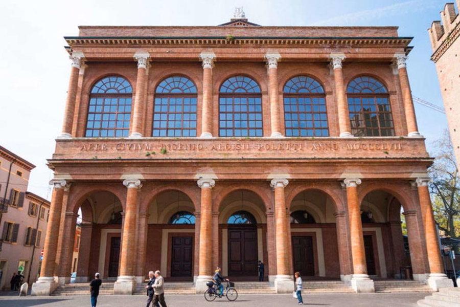 2017 008 – Ricostruzione del teatro Amintore Galli – assistenza alla Direzione Lavori Strutturale – Comune di Rimini