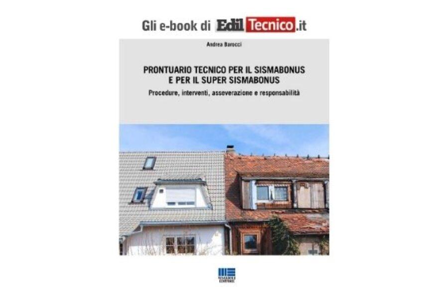 Prontuario Tecnico per il Sismabonus e il Superbonus – Maggioli Editore