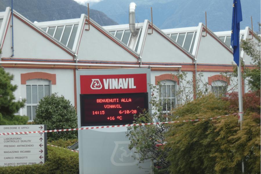 2020 005 – Valutazione sicurezza e progetto definitivo miglioramento sismico edificio – Vinavil di Villadossola (VB)