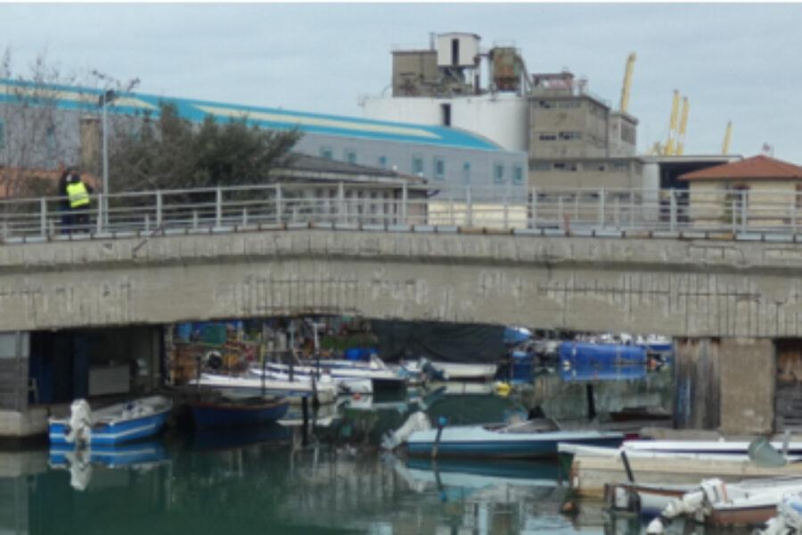2021 001 – Valutazione della sicurezza e interventi sul ponte di via Pisa Valessini a Livorno – Comune di Livorno