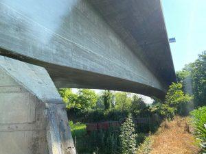 redazione modello FEM e collaborazione progettuale per valutazione di sicurezza Ponte
