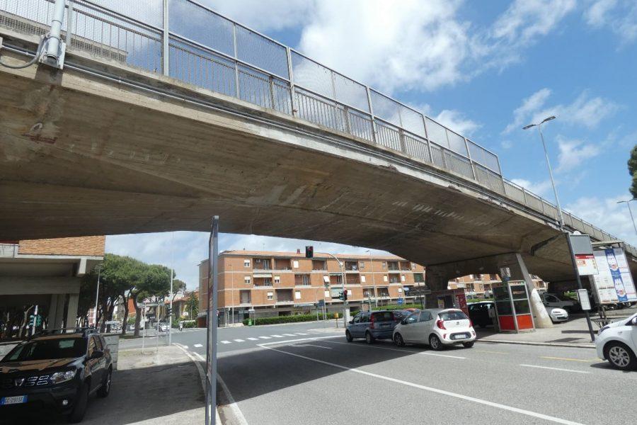 2021 008 – Valutazione della sicurezza e interventi sul cavalcavia La Rosa a Livorno