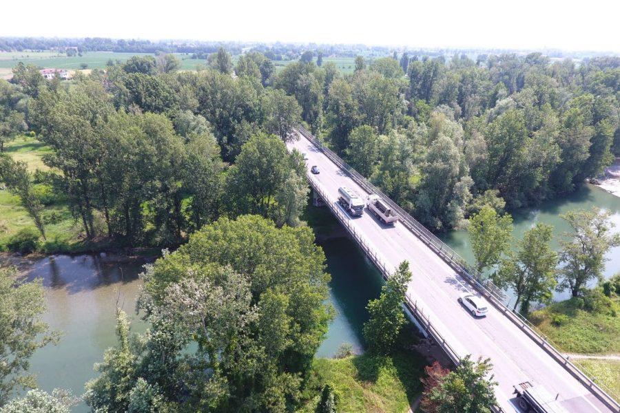2021 009 – Redazione modello FEM e collaborazione progettuale per valutazione di sicurezza Ponte sul fiume Oglio a Orzinuovi (BS) sulla SP235