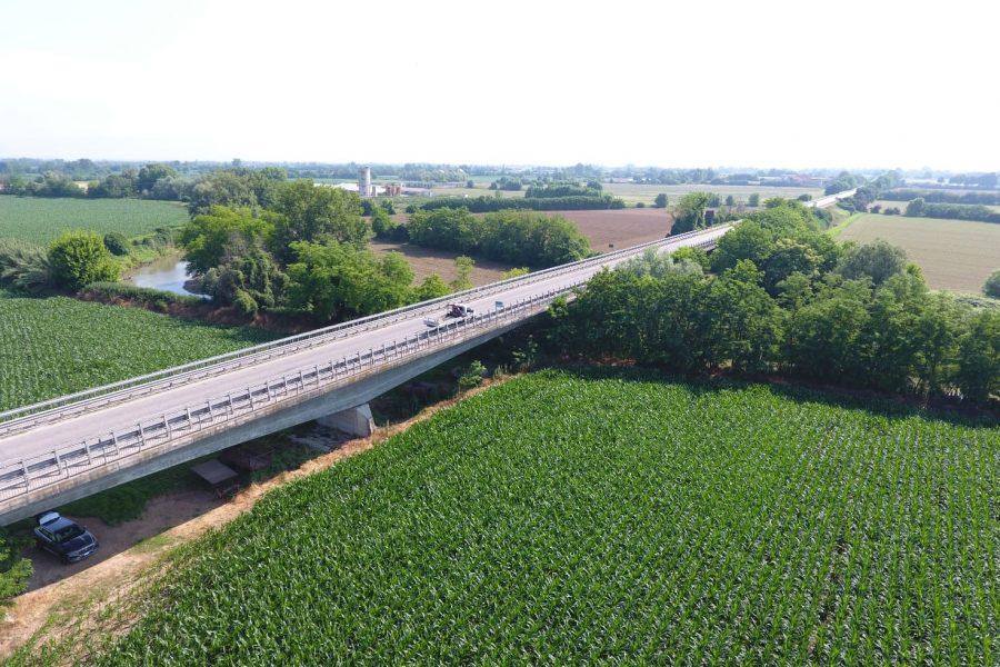 2021 010 – Redazione modello FEM e collaborazione progettuale per valutazione di sicurezza Ponte sul fiume Mella a Manerbio (BS) sulla SP668